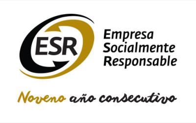 Noveno Reconocimiento ESR